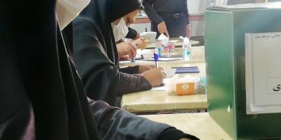مرحله دوم یازدهمین انتخابات مجلس شورای اسلامی در بندرگز +گزارش تصویری