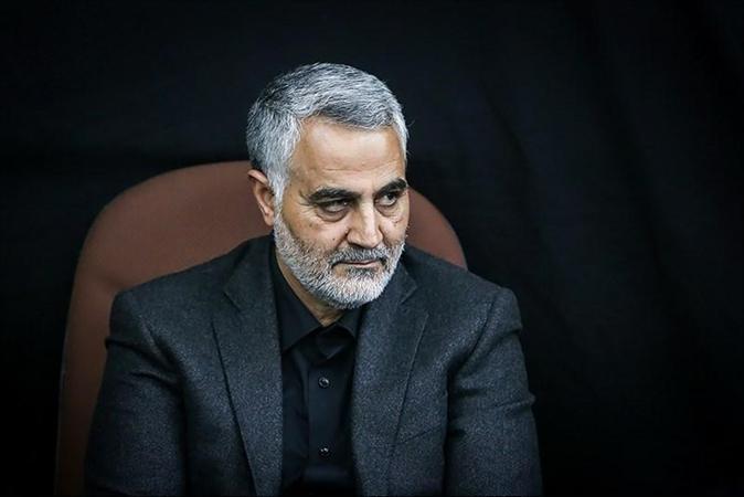 عید دیدنی سردار سلیمانی در منزل والده اسحاق جهانگیری معاون اول رییس جمهوری +عکس